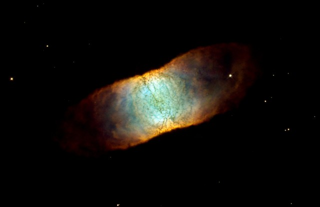 Звезды умирают красиво: планетарные туманности