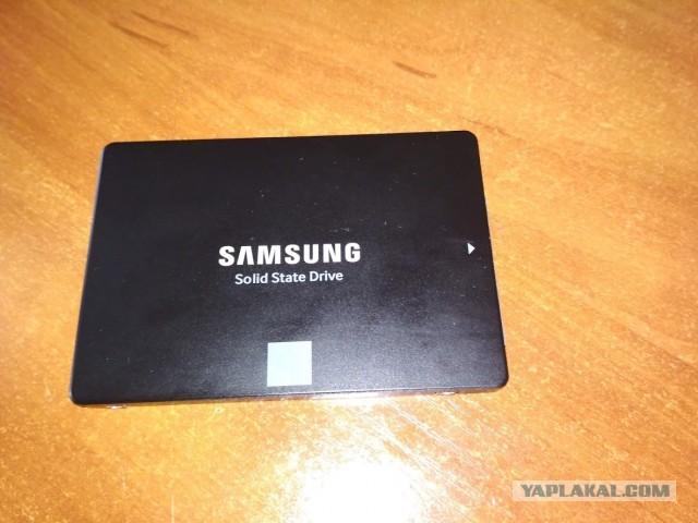 Продам SSD SAMSUNG 860 EVO 500 ГБ, Тольятти