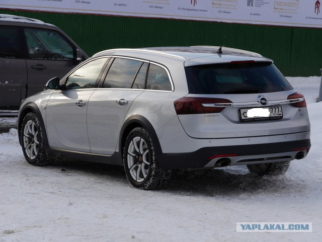 продам Opel Insignia Country Tourer 2.0