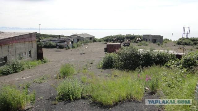 Заброшенный поселок Медвежка
