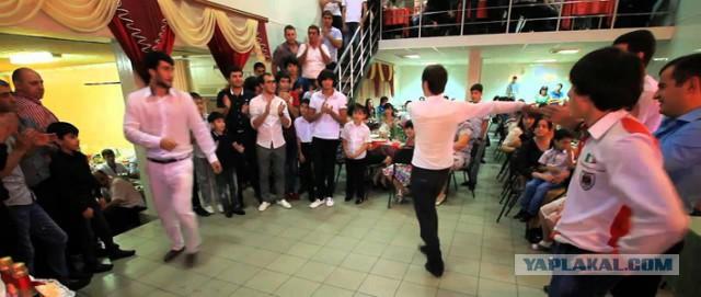 Студентов из Туркменистана избивают скинхеды после