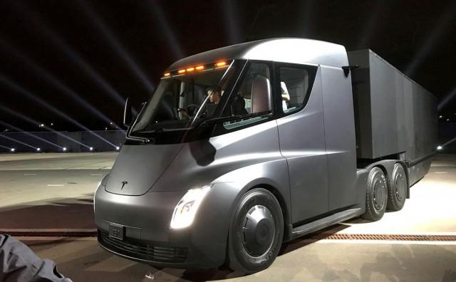 PepsiCo сделала крупнейший предзаказ на электрогрузовики Tesla