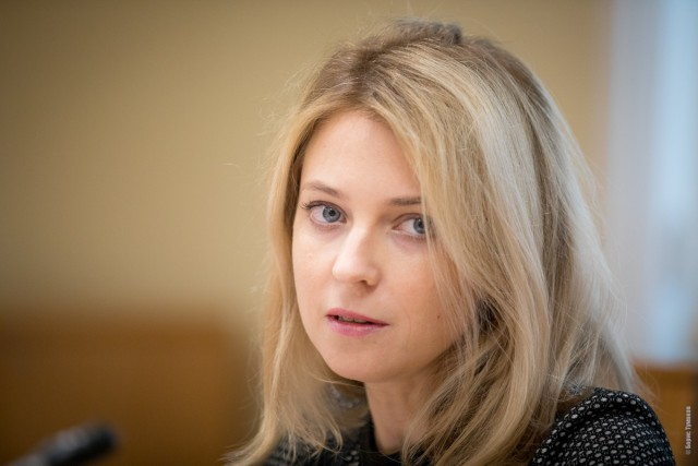 Поклонская жестко ответила на обвинения Родниной и Пушкиной, обвинившим ее в «пиаре на пенсионной реформе»