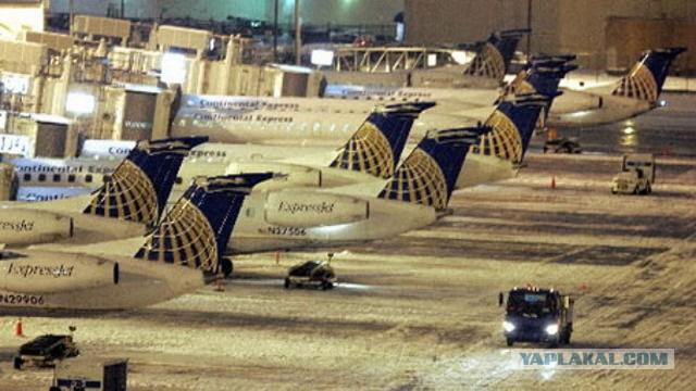 Международный аэропорт Кливленда Хопкис