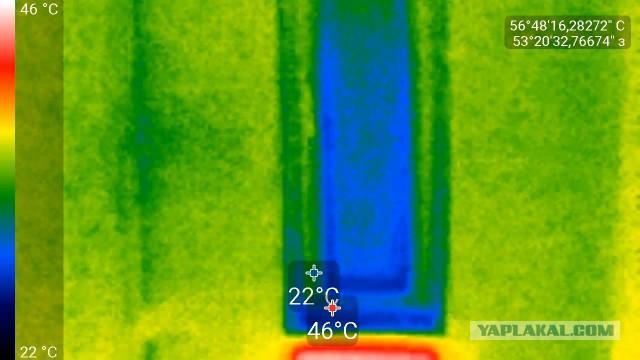 Сколько стоит отопление дома. Сравнил дома, посмотрел тепловизором