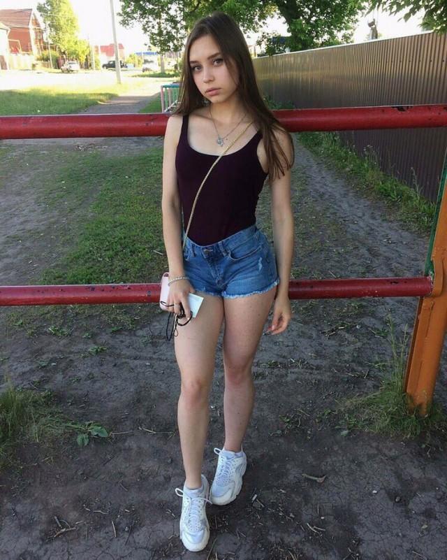 Лето в коротеньких штанишках