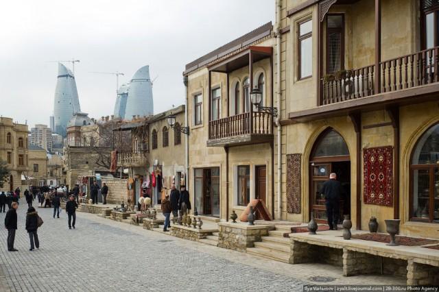Путевые заметки. Азербайджан