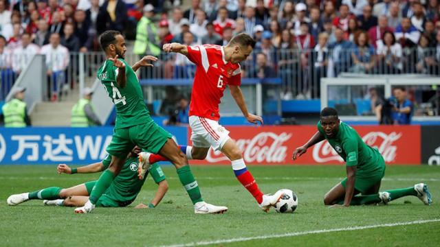 В Госдуме предложили штрафовать за оскорбление сборной России по футболу