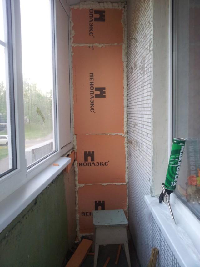 Балкон-офис своими силами