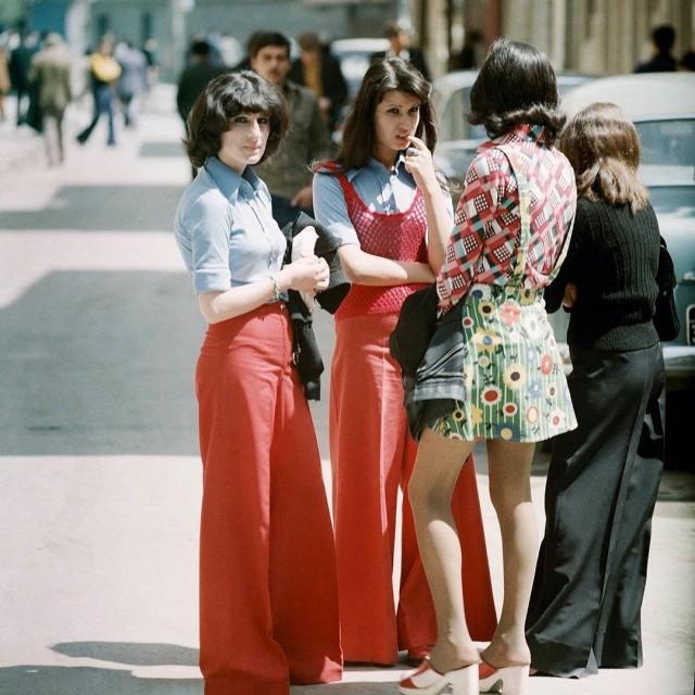 Дамаск, Сирия, 1970-е