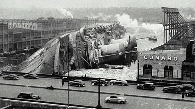 Самые страшные морские катастрофы XX века