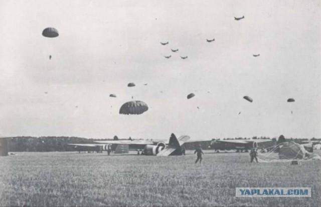 """Провал блицкрига от фельдмаршала Монтгомери.Операция """"Маркет Гарден"""" в Голландии,1944 год"""