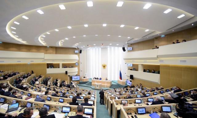 В Совфеде предлагают установить фиксированный курс рубля