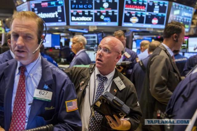 """На мировых фондовых рынках начался """"Большой Бада-Бум"""""""