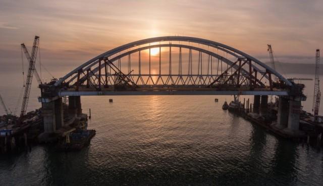 Эксперты рассказали, что Крымский мост выдержит девятибалльное землетрясение