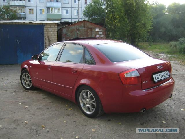 Продам Ауди А4 2002г.