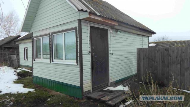 Продам дом под дачу.Тамбов.