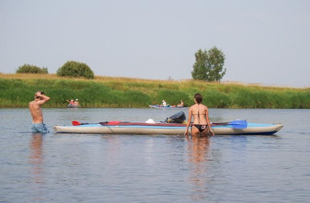 Несколько летних дней на Мологе. Фотоподборка.