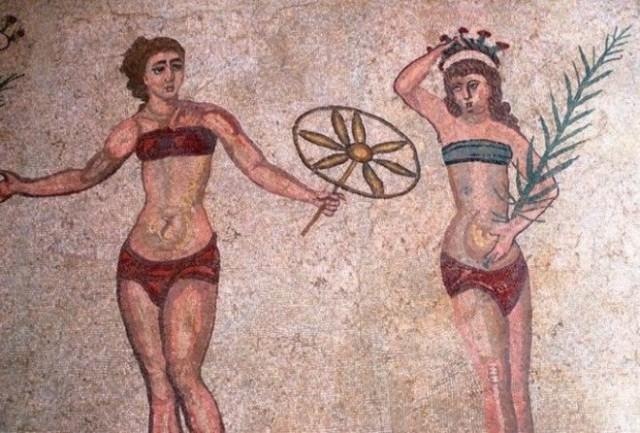 Неизвестные факты о женщинах древнего Рима
