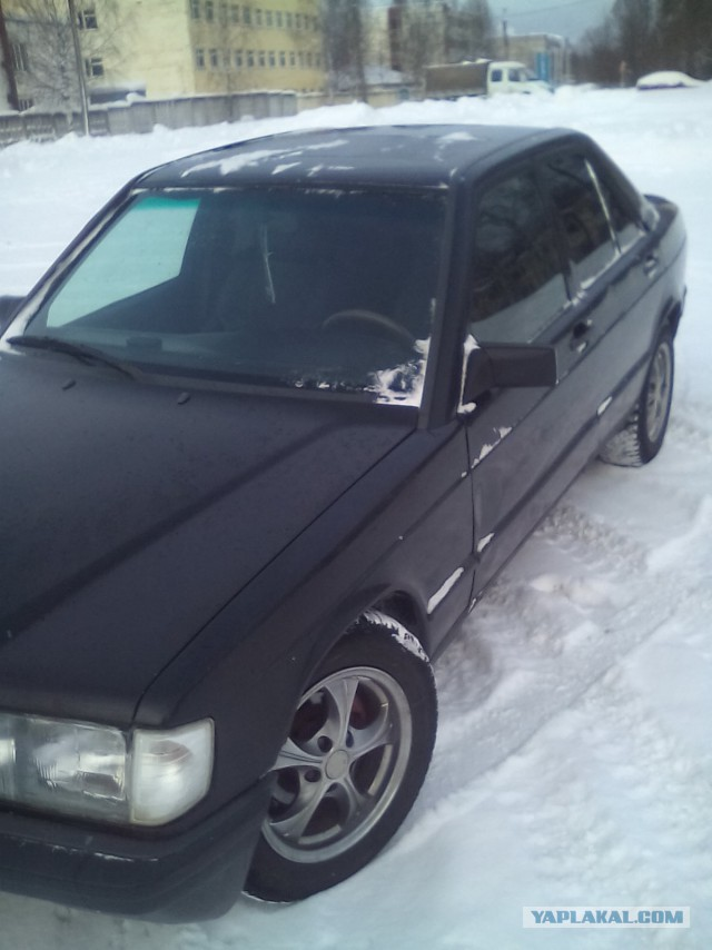 продам Мерседес 190 Е   W201