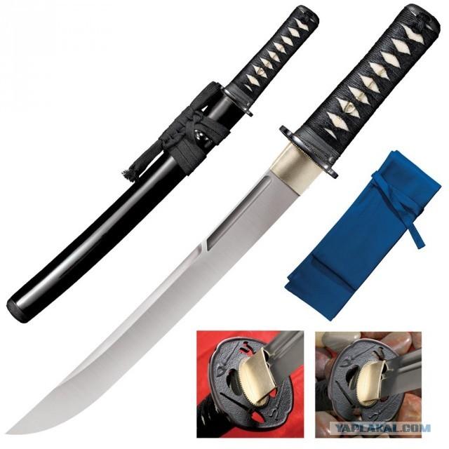 Нож Cold Steel O Tanto (Warrior Series)