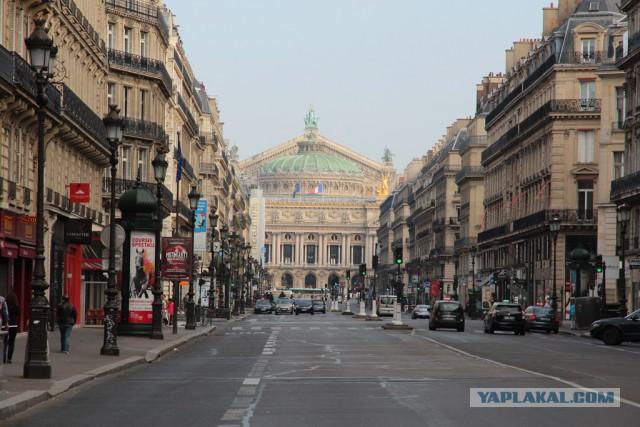 Командировка во Францию