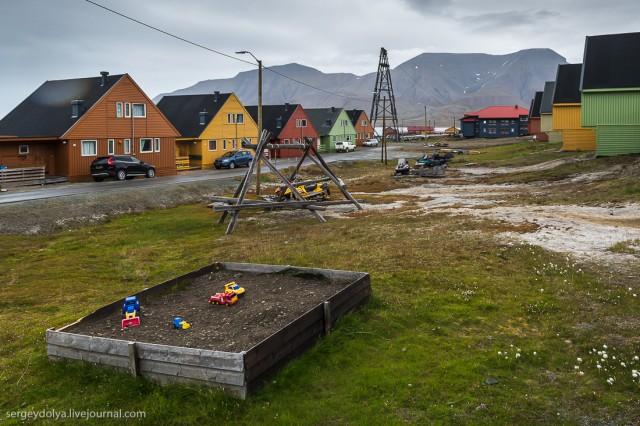 Как и чем живут люди на Шпицбергене