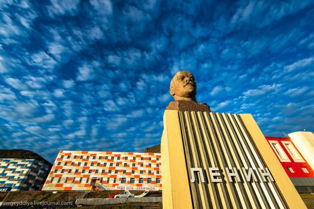 Баренцбург: российский город в Норвегии