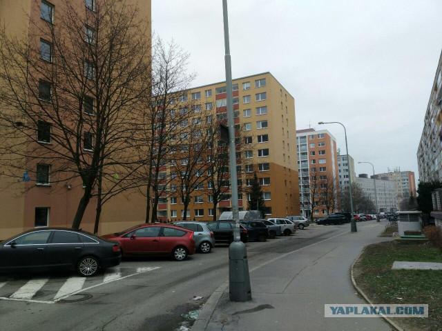 Как выглядит самый опасный район Праги?