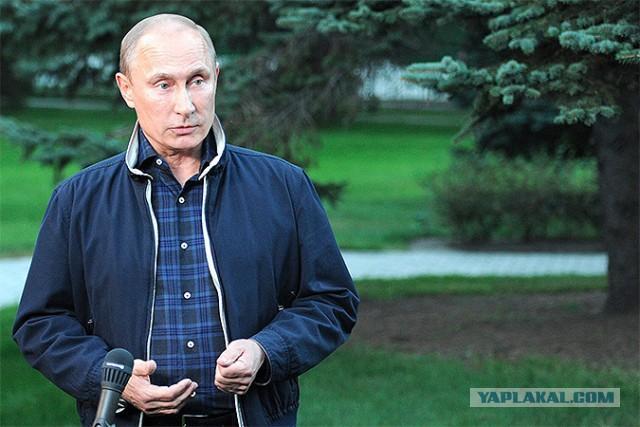 Американцы признали поддержку Путина в России
