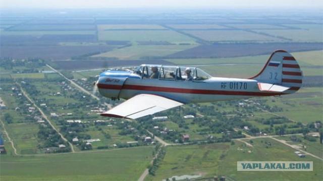 С аэродрома в Тюменской области угнали 2 самолета