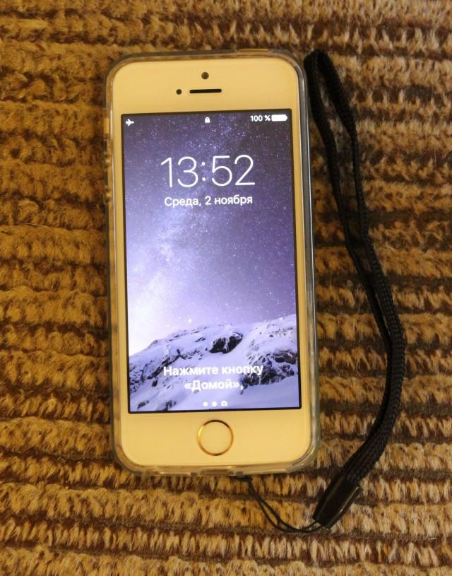 Новый iPhone 5S 64 Gb A1453. 20 000р. Питер.