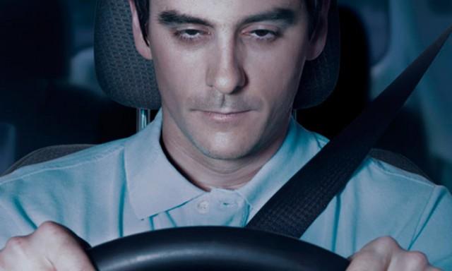 Пять признаков того, что вы засыпаете за рулем.