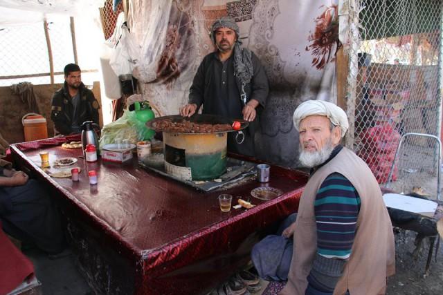Афганское житие Георгия