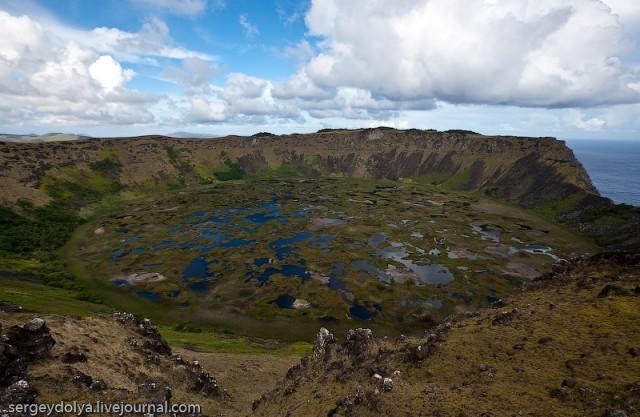 Путешествие по острову Пасхи
