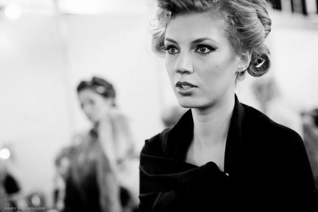 """Фото из гримерки: за кулисами """"Мисс Беларусь 2012"""""""