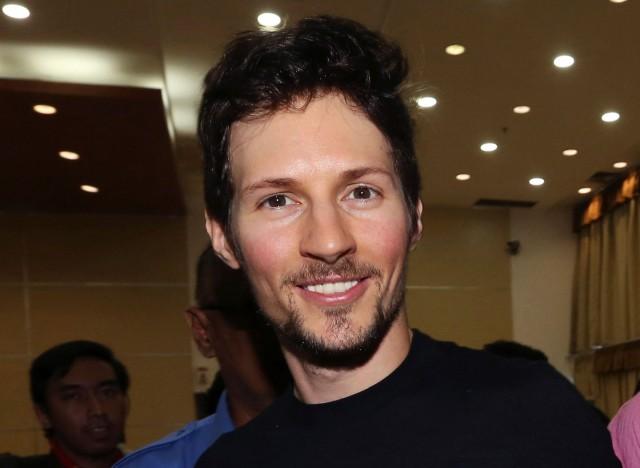 Павел Дуров получил британское гражданство