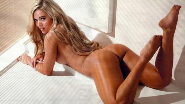 Откровенные снимки модели Арианы Штайнкопф