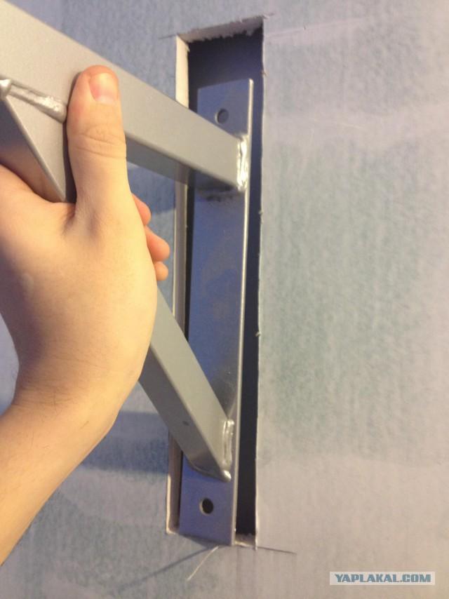 Лоджия своими руками + бонус трек (стол на лоджию своими руками)