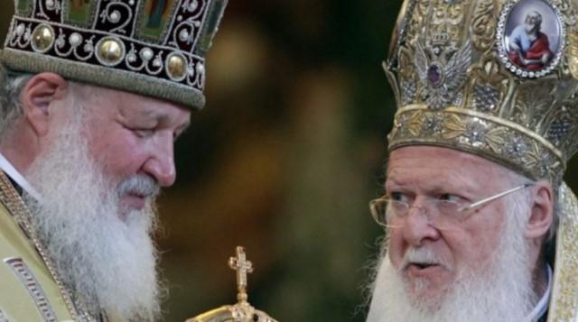 Патриарх Варфоломей отказал Украине