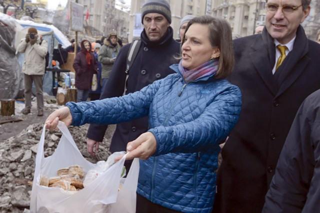 Виктории Нуланд отказали в российской визе
