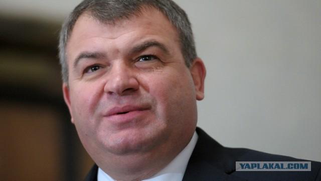 Совет директоров УМПО возглавил экс-министр обороны России Анатолий Сердюков