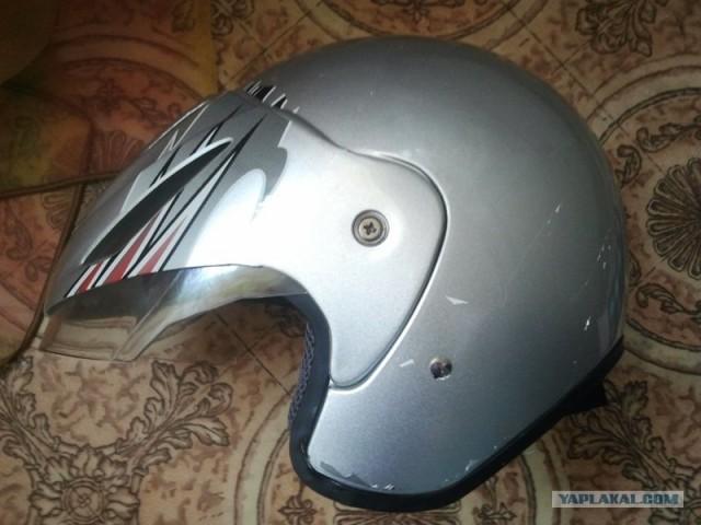 Тюнинг шлема своими руками видео