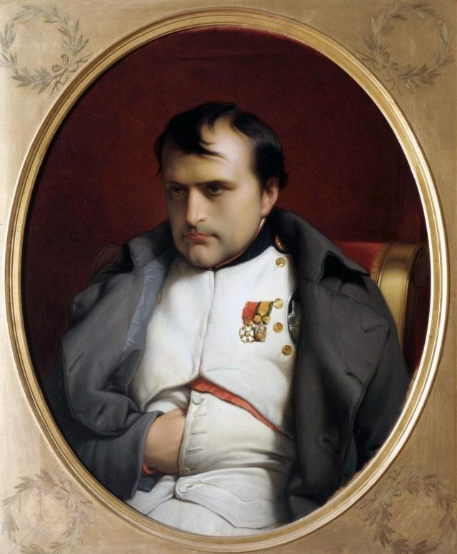 Опыт Наполеона посоветовали использовать НАТО в конфликте с Россией