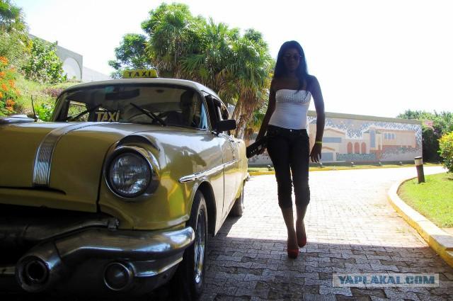 Потому что это Куба !