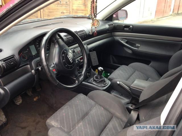 Audi A4 B5 SARAI в разбор