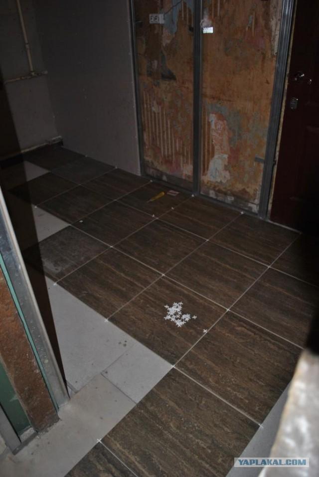 Ремонт убитой квартиры, часть 2 – кухня