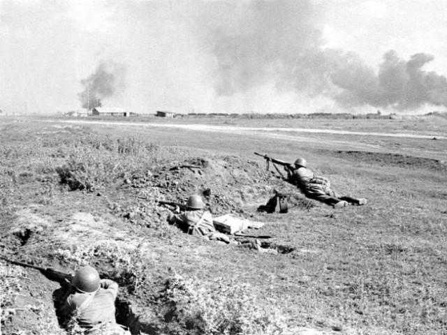 Атака. Сентябрь 1941-го.