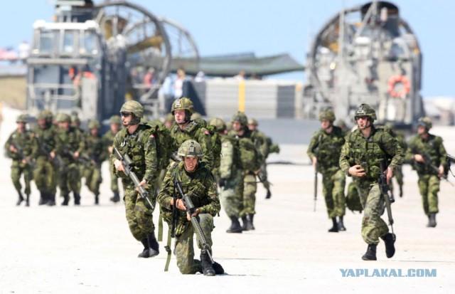 Украина вошла в рейтинг самых сильных армий мира