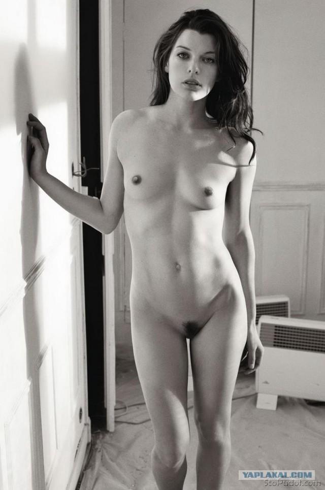 смотреть фото голых милы